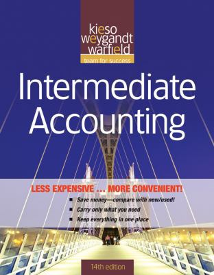 Intermediate Accounting 9780470917831