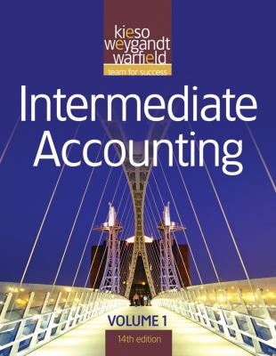 Intermediate Accounting, Volume 1 9780470587287