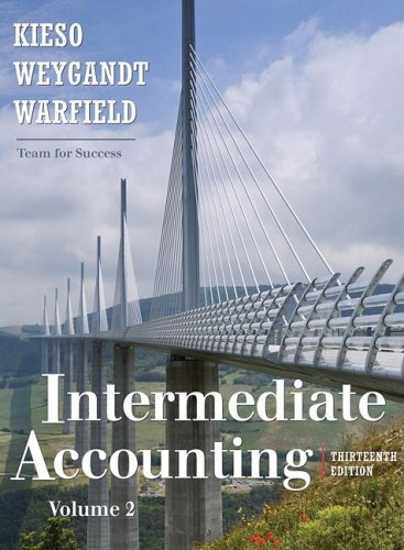 Intermediate Accounting, Volume 2 9780470423691