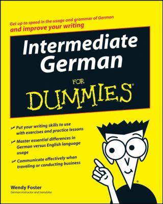 Intermediate German for Dummies 9780470226247