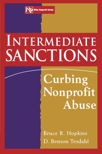 Intermediate Sanctions: Curbing Nonprofit Abuse 9780471174561