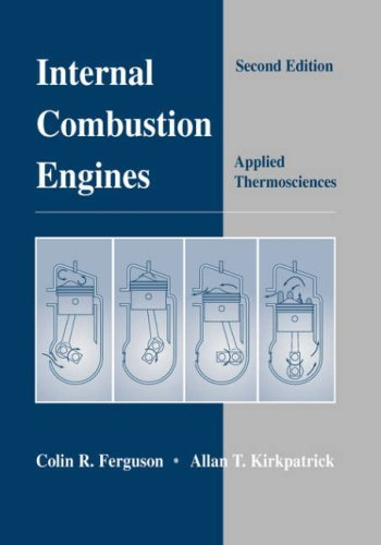 Internal Combustion Engines: Applied Thermosciences 9780471356172