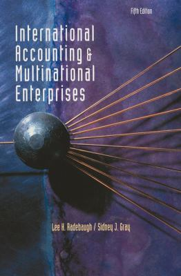 International Accounting and Multinational Enterprises 9780471319498