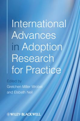 International Advances in Adoption Research for Practice 9780470998175