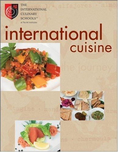International Cuisine 9780470052402