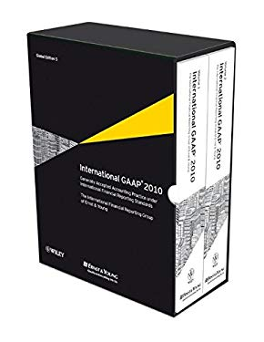 International GAAP, Global Edition 5: Generally Accepted Accounting Practice Under International Financial Reporting Standards 9780470688007