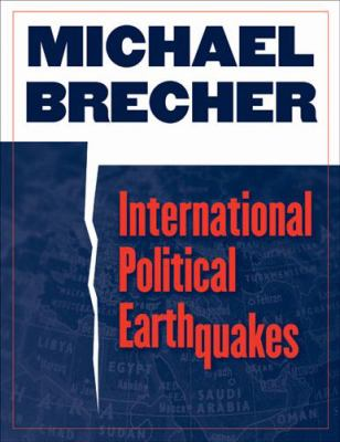 International Political Earthquakes 9780472050017
