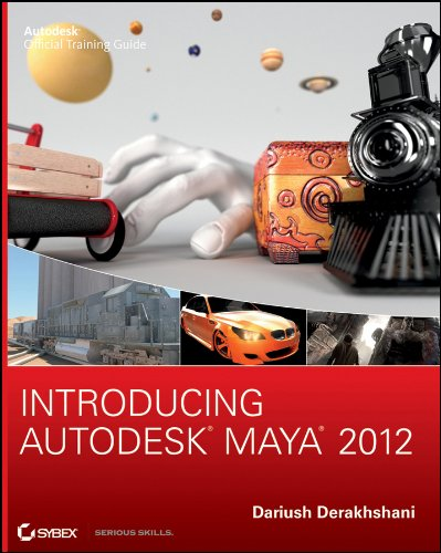 Introducing Autodesk Maya 2012 9780470900215