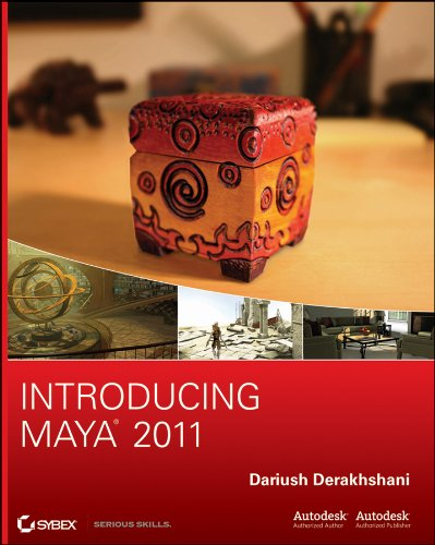 Introducing Maya 2011 [With CDROM] 9780470502167