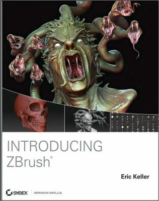 Introducing ZBrush [With DVD] 9780470262795