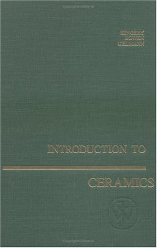 Introduction to Ceramics 9780471478607