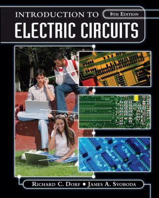 Introduction to Electric Circuits 9780470521571
