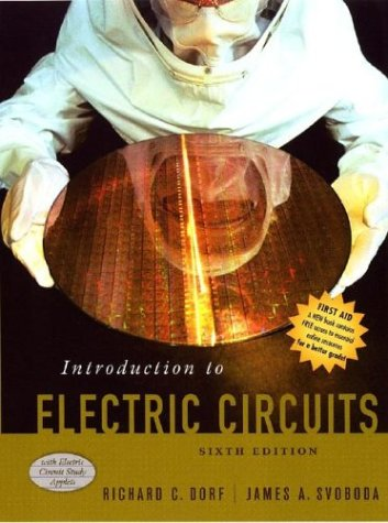 Introduction to Electric Circuits 9780471447955