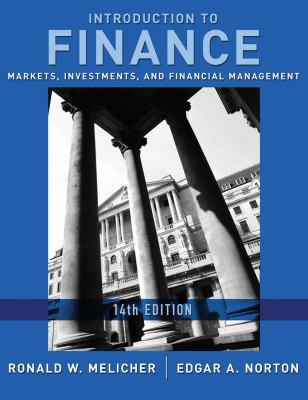 Introduction to Finance: Markets, Investments, and Financial Management 9780470561072