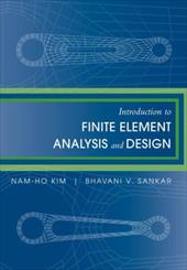 Introduction to Finite Element Analysis and Design 1508373