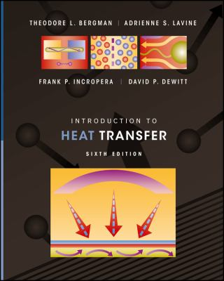 Introduction to Heat Transfer - 6th Edition