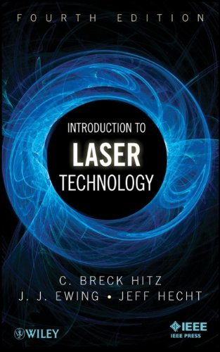 Introduction to Laser Technology 9780470916209