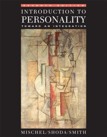 Introduction to Personality: Toward an Integration 9780471272496