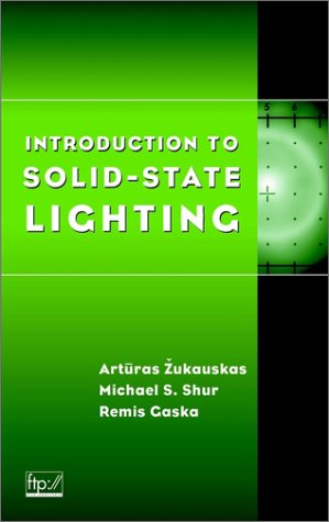 Introduction to Solid State Lighting 9780471215745