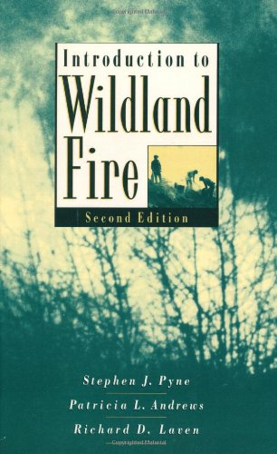 Introduction to Wildland Fire 9780471549130