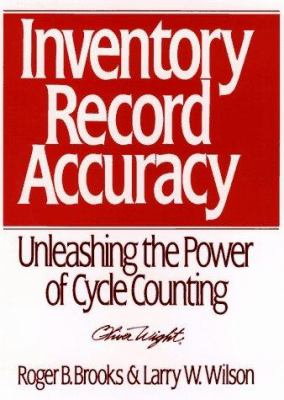 control inventory record inaccuracy via cycle counting Companies that are new to cycle counting tend to start with this method it is a fast way to identify the root cause of the inventory inaccuracy through auditing most of your inventory processes with a small volume of items.