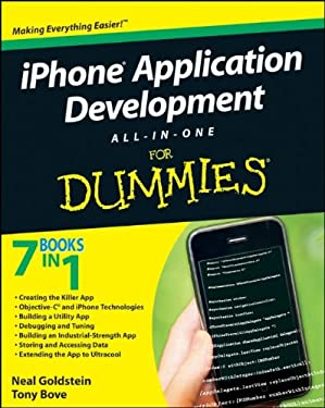 iPhone Application Development All-In-One for Dummies 9780470542934