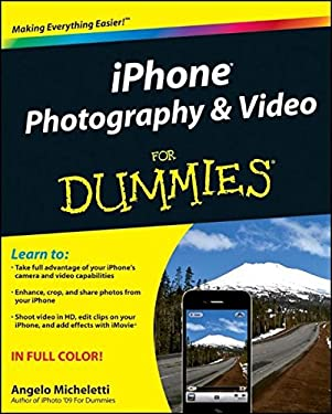 iPhone Photography and Video for Dummies 9780470643648