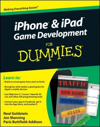 iPhone & iPad Game Development for Dummies 9780470599105