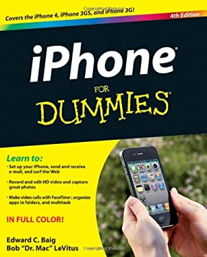 Iphone for Dummies 9780470878705