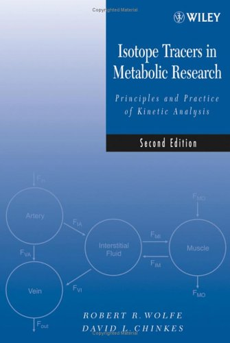 Isotope Tracers in Metabolic Research: Principles and Practice of Kinetic Analysis 9780471462095