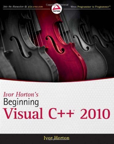 Ivor Horton's Beginning Visual C++ 2010 9780470500880