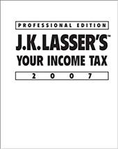 J.K. Lasser's Your Income Tax, Professional Edition