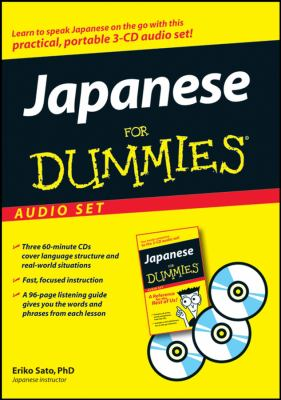 Japanese for Dummies 9780470178133