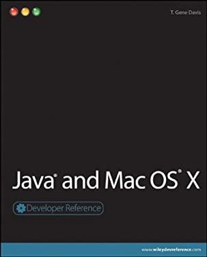 Java and Mac OS X 9780470525111