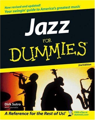 Jazz for Dummies 9780471768449