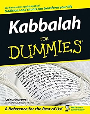 Kabbalah for Dummies 9780471915904