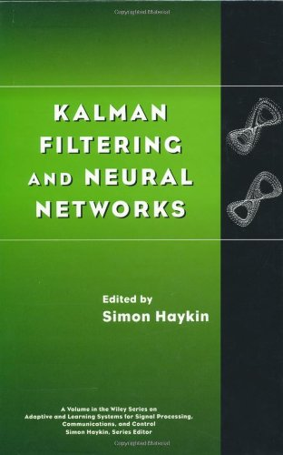 Kalman Filtering and Neural Networks 9780471369981