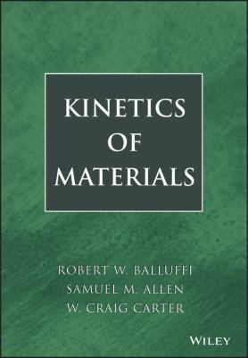 Kinetics of Materials 9780471246893