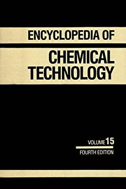Kirk-Othmer Encyclopedia of Chemical Technology, Lasers to Mass Spectrometry 9780471526841