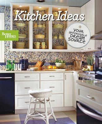 Kitchen Ideas: The Affordable Dream Book 9780470508947