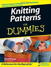 Knitting Patterns for Dummies 1503938
