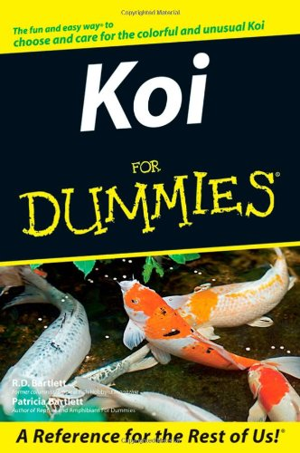 Koi for Dummies 9780470099131