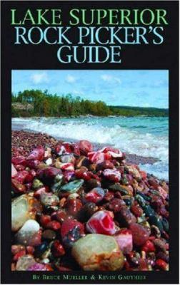 Lake Superior Rock Picker's Guide 9780472032679