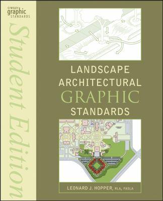 Landscape Architectural Graphic Standards 9780470067970