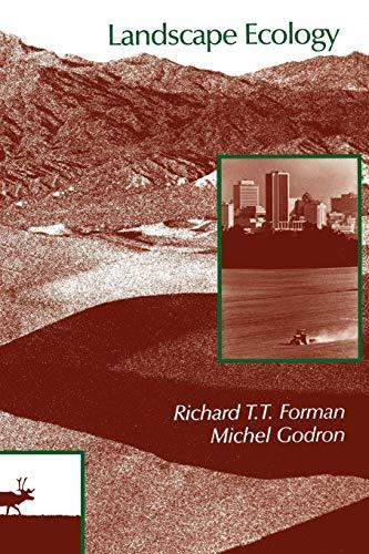 Landscape Ecology 9780471870371