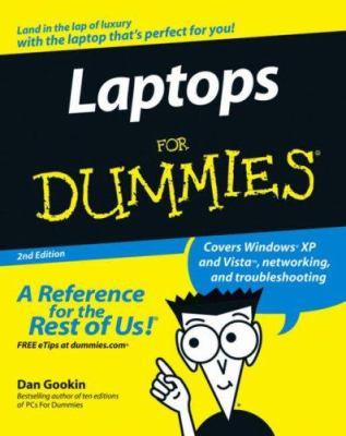 Laptops for Dummies 9780470054321