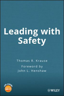 Leading with Safety [With CDROM] 9780471494256