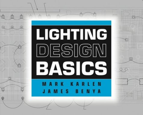 Lighting Design Basics 9780471381624