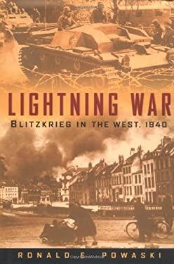 Lightning War: Blitzkrieg in the West, 1940 9780471394310