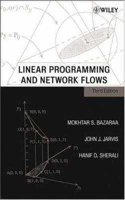 Linear Programming and Network Flows 9780471485995